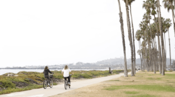 free,things to do,bike tour santa barbara cabrillo blvd