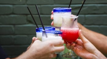 Santa Barbara Margaritas y Más Festival offers delicious food and wonderful drinks!